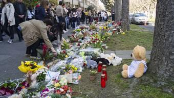 Über 1000 Menschen nahmen am Trauermarsch für Ilias teil. (Archivbild)