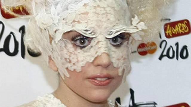 Lady Gaga geniesst ihren Erfolg
