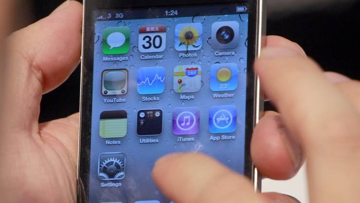Apples Kassenschlager: Das iPhone.