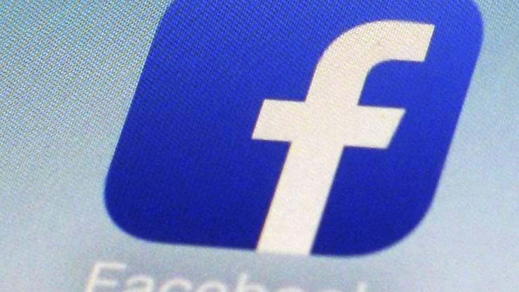 Facebook droht juristischer Ärger. (Archiv)