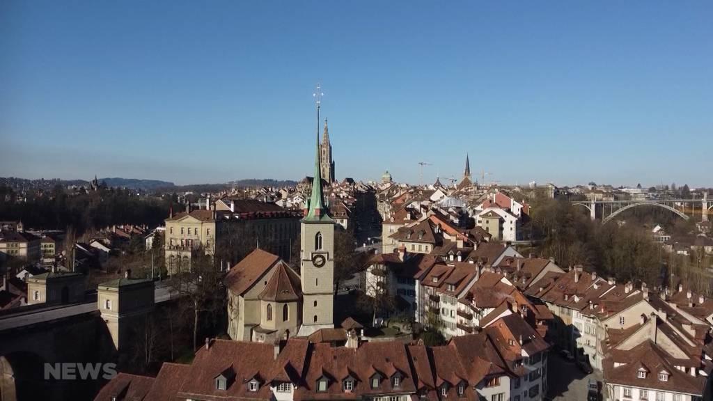 Millionen-Defizit im Kanton Bern