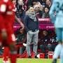 Steht Niko Kovac am Dienstag gegen Benfica Lissabon zum letzten Mal bei Bayern München an der Seitenlinie?