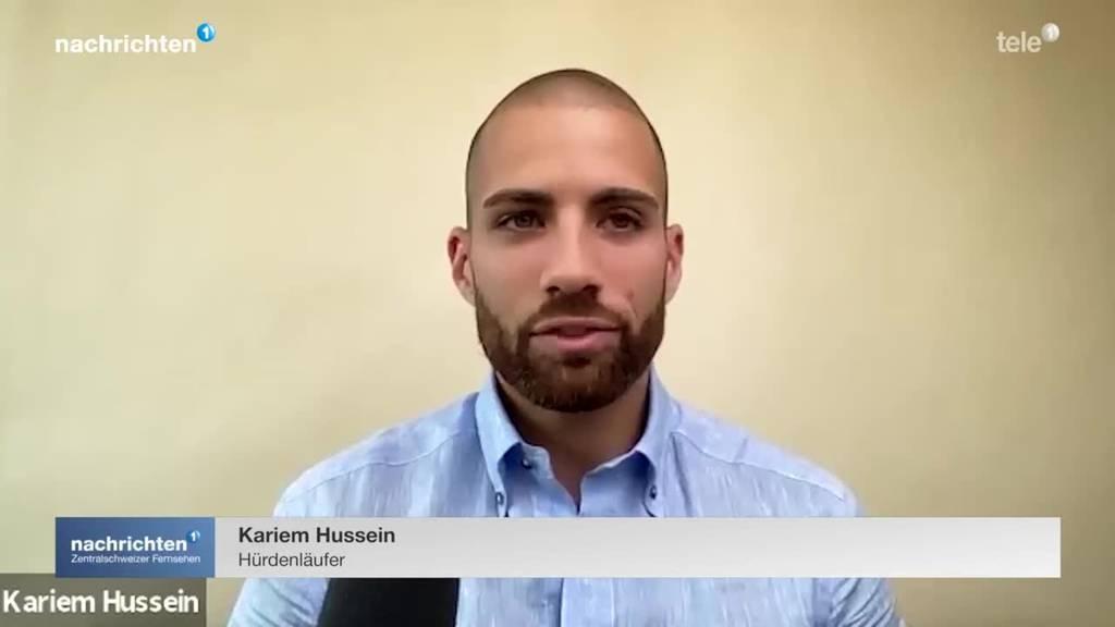 Kariem Hussein nimmt Stellung zur Dopingsperre