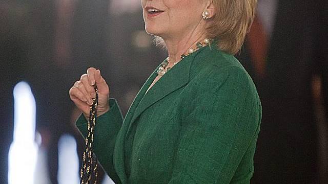 Hillary Clinton trifft in Pakistan ein