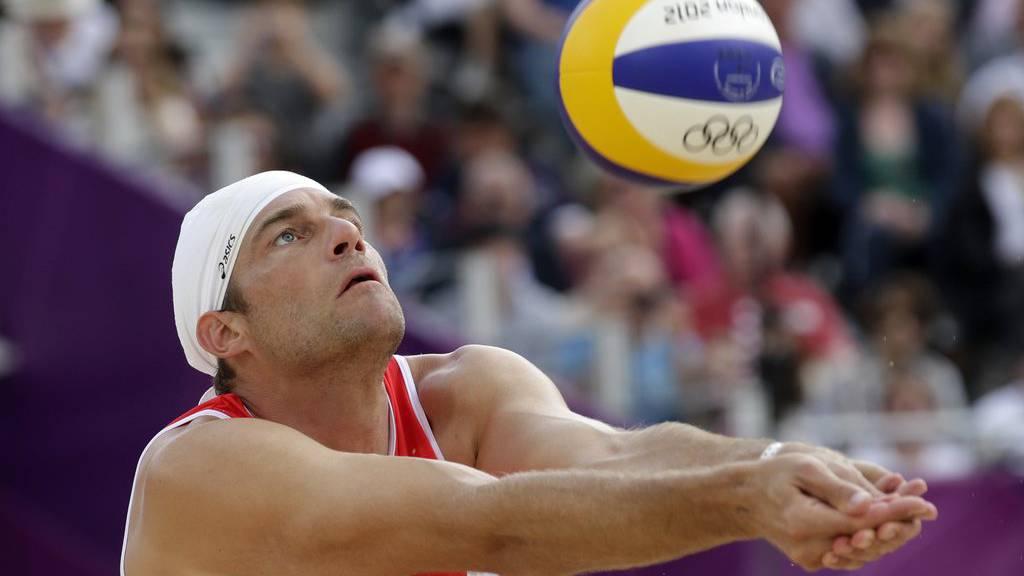 Sascha Heyer an den Olympischen Sommerspielen in London. (Archiv)