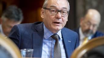 Ruedi Noser (FDP/ZH) hat sich im Ständerat durchgesetzt: Der Rat will keinen Gegenvorschlag zur Konzernverantwortungsinitiative.