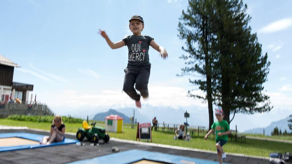 Erlebniswanderwege in der Zentralschweiz für die ganze Familie