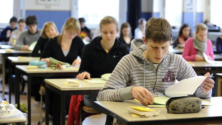 Die schriftlichen Matura-Prüfung finden statt.
