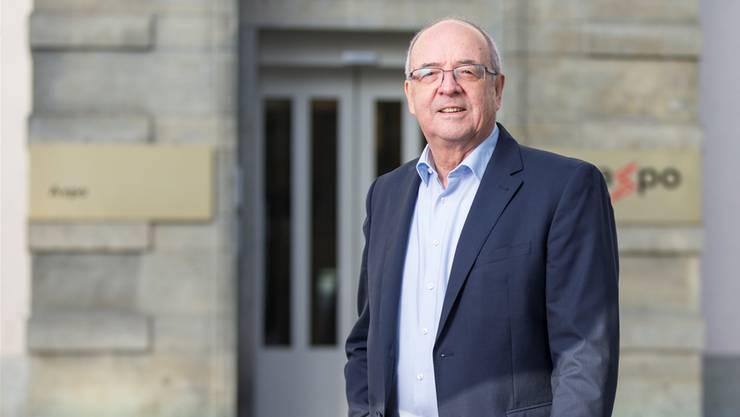 Rudolf Hug: EU-Stromabkommen bringt Chancen in Süddeutschland.