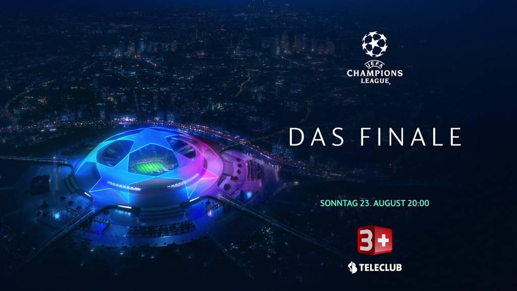 Champions League neu bei 3+ und TV24