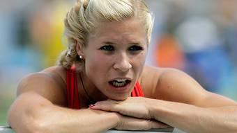 Die Schweizer Mehrkämpferin Linda Züblin.
