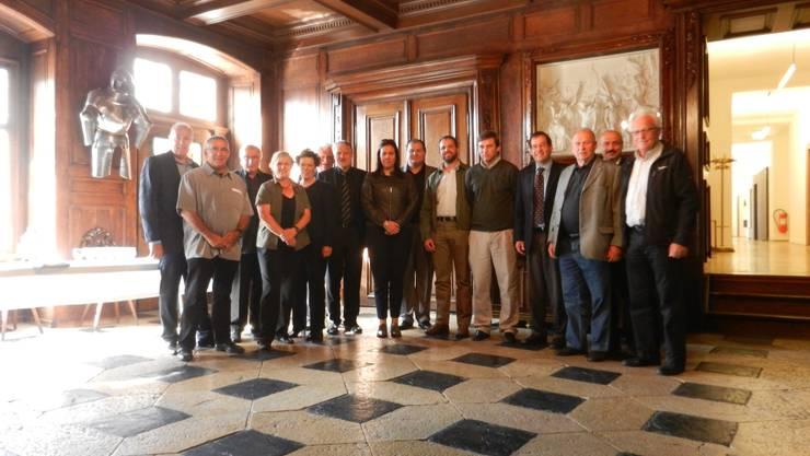 Vor 150 Jahren wurde in Uruguay unter anderem von Subinger Auswanderern die Stadt Nueva Helvecia. gegründet. nach einem Besuch einer Schweizer delegation im April kam jetzt eine Gruppe aus Uruguay zum Gegenbesuch