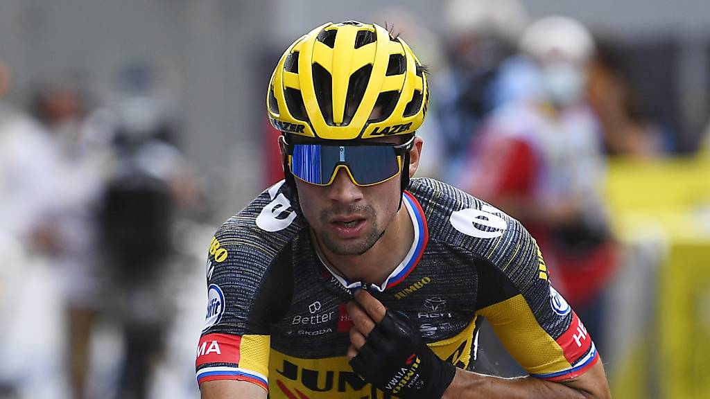 Strebt in Spanien den Titel-Hattrick an: Primoz Roglic.