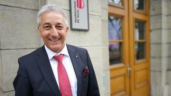 «Jetzt müssen wir das Beste daraus machen», sagt Erich Leutenegger, Rektor der Handelsschule KV Aarau.