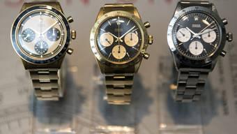 Rolex-Uhren (Archivbild).