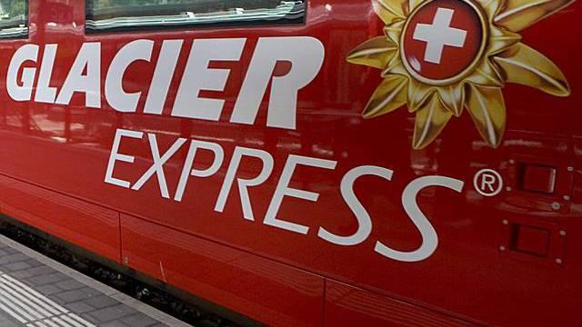 Glacier Express spürt Krise (Archiv)