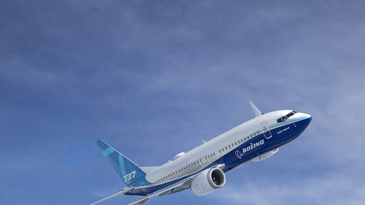 Nach den zwei Abstürzen einer Boeing 737 MAX innerhalb weniger Monate hat die US-Luftfahrtbehörde FAA für den 23. Mai eine internationale Konferenz zu den Problemen bei diesem Flugzeugtyp einberufen. (Archivbild)