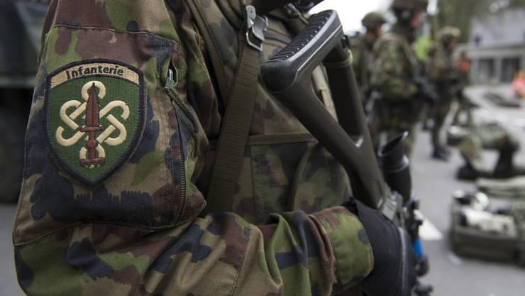 Die Armee käme zum Einsatz, wenn alle Stricke reissen.
