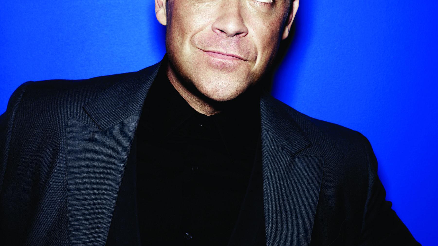 Robbie Williams liebt die Luzerner Fasnacht