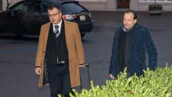 Prozess gegen Riccardo Santoro