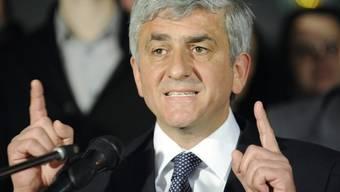 Hervé Morin will Präsident Frankreichs werden (Archiv)
