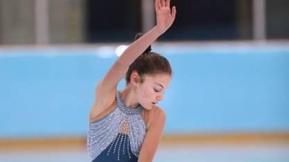 Siegerin Anna La Porta