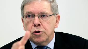 Andreas Fischer war bis zum 6.November 2013 Rektor der Uni Zürich: «Ich stehe nach wie vor zu den gefällten Entscheiden.»Moritz Hager