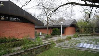 Die Pavillon-Schule Hellmatt wird bald saniert.