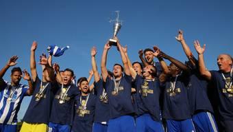 FC Concordia gewinnt den Basler Cup