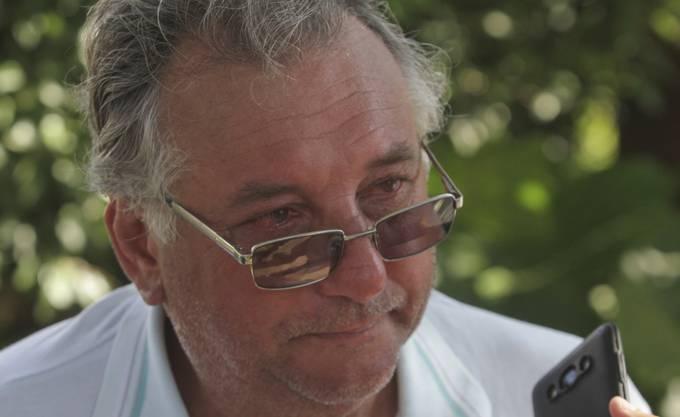 Sein Vater Horacio Sala erhielt vor dem Verschwinden des Flugzeugs noch eine Sprachnachricht seines Sohnes.
