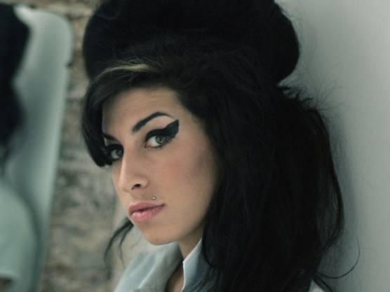 Amy Winehouse im Jahre 2007