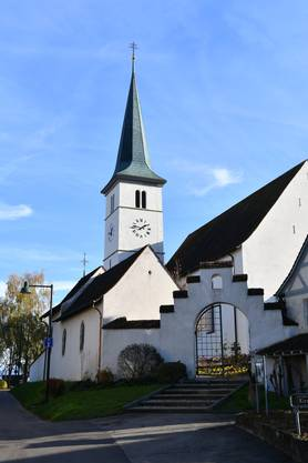 Kirche St. Stephan Therwil, Kirchrain 14.