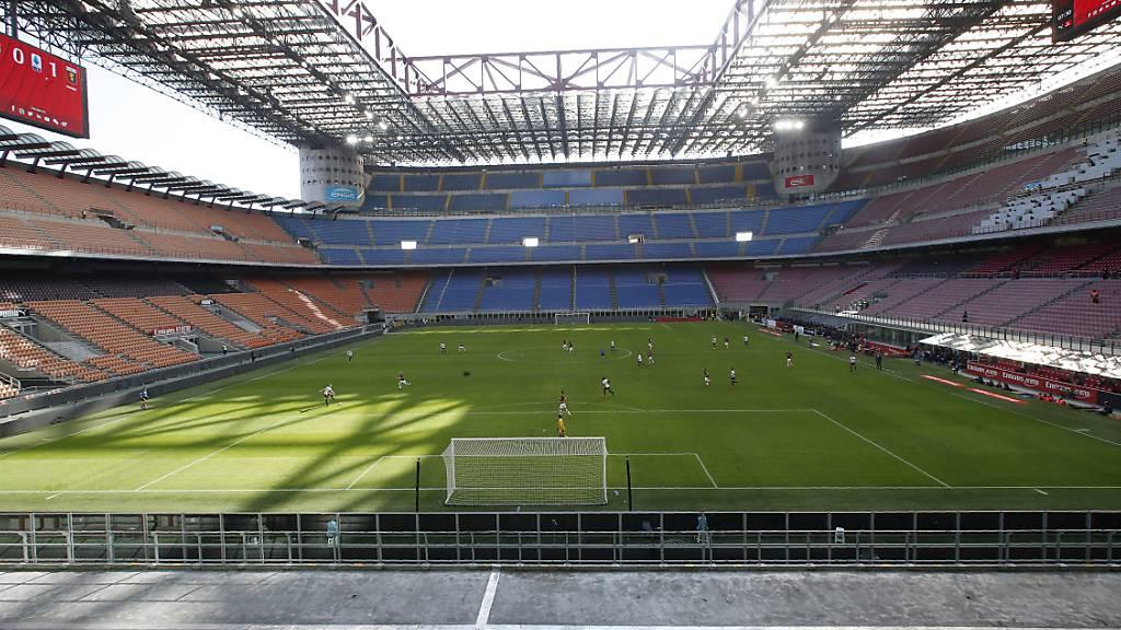 Wiederbeginn in der Serie A am 20. Juni