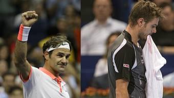 Roger Federers Erfolge an den Swiss Indoors Basel stehen im Gegensatz zum enttäuschenden Abschneiden der anderen Schweizer.