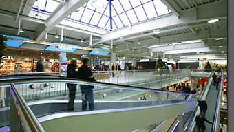 Der versuchte Trickdiebstahl ging in der Tiefgarage des Einkaufszentrums Gäupark in Egerkingen vonstatten. (Archiv)