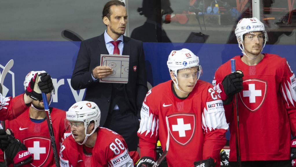 Die Schweizer sprachen vor der WM sogar von Gold, auch Nationalcoach Patrick Fischer. Den Worten liessen die Schweizer erstmals Taten folgen