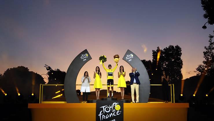 Die Tour de France wird entgegen den anfänglichen Plänen erst 2022 in Dänemark starten