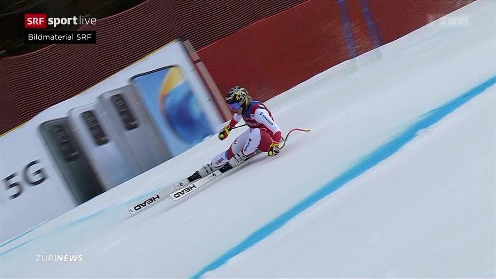 Gut-Behrami und Aerni liefern starken Schweizer Ski-Samstag