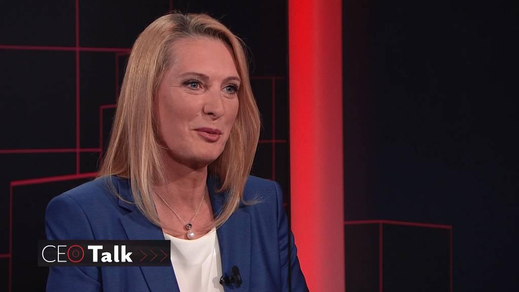 7 Fragen an Sabine Bruckner von Pfizer