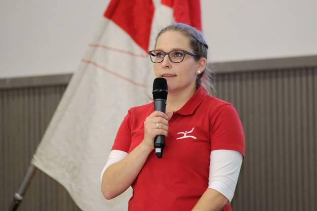 Präsidentin Rosmarie Strähl kann auf ein erfolgreiches Jahr zurückblicken