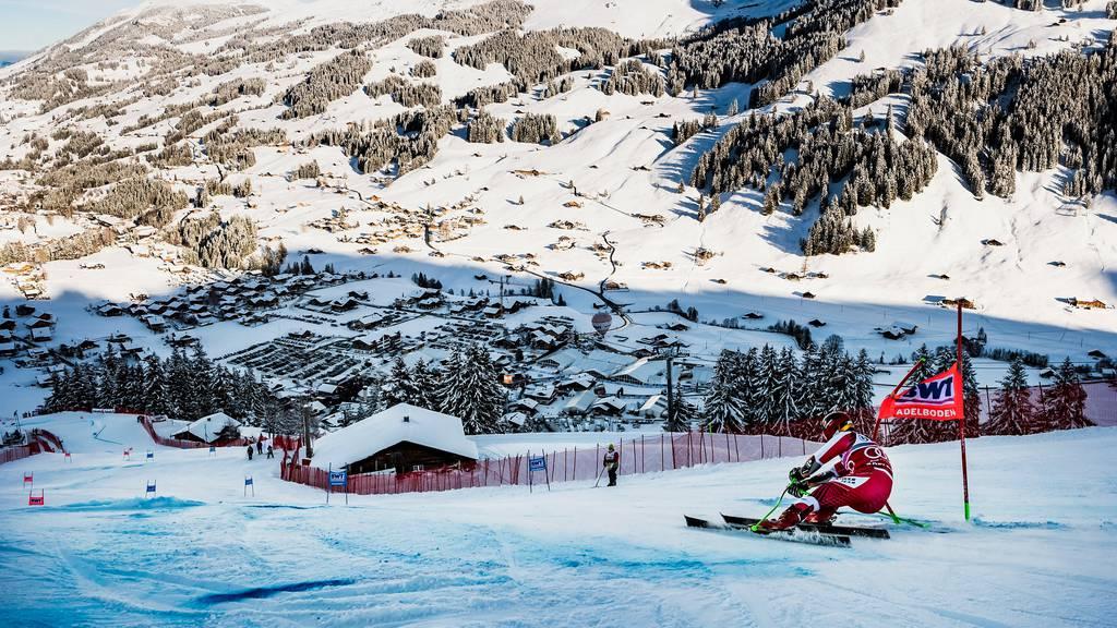 Erhalten definitiv mehr Geld von der Gemeinden: Die jährlichen Skirennen am Chuenisbärgli in Adelboden.