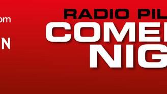 Radio Pilatus Comedy Night 2016