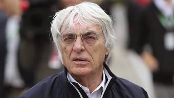 Ecclestone bestätigte Gespräche mit den Betreibern des Nürburgrings