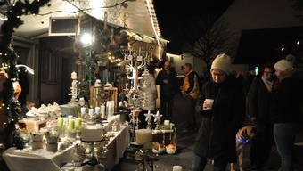Impressionen vom Klingnauer Chlausmarkt 2018