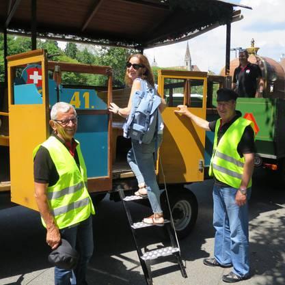 150 Jahre Stadtturnverein: Impressionen vom «Städtli»-Fest