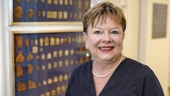 Comité-Obfrau Pia Inderbitzin träumt von einer Fasnacht im 2020
