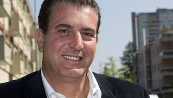 Der MCG-Abgeordnete Eric Stauffer verletzte das Ratsreglement (Archiv)