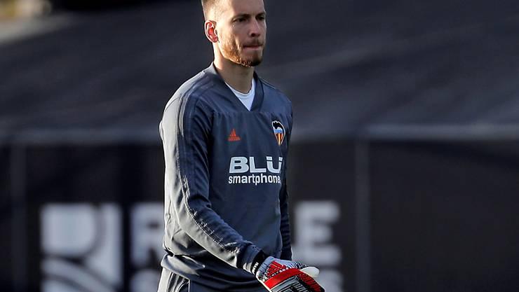Neto ist künftig die Nummer 2 bei Barcelona