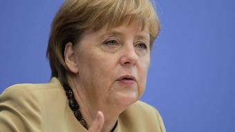 Die deutsche Kanzlerin Angela Merkel kann sich ein Verbot des anti-islamischen Films vorstellen