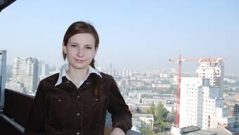Den Glauben an die Heimat verloren: «Ich sehe hier kaum noch Perspektiven für mich», sagt die 24-jährige Sprachwissenschafterin Christina resigniert. (Fabian Hägler)
